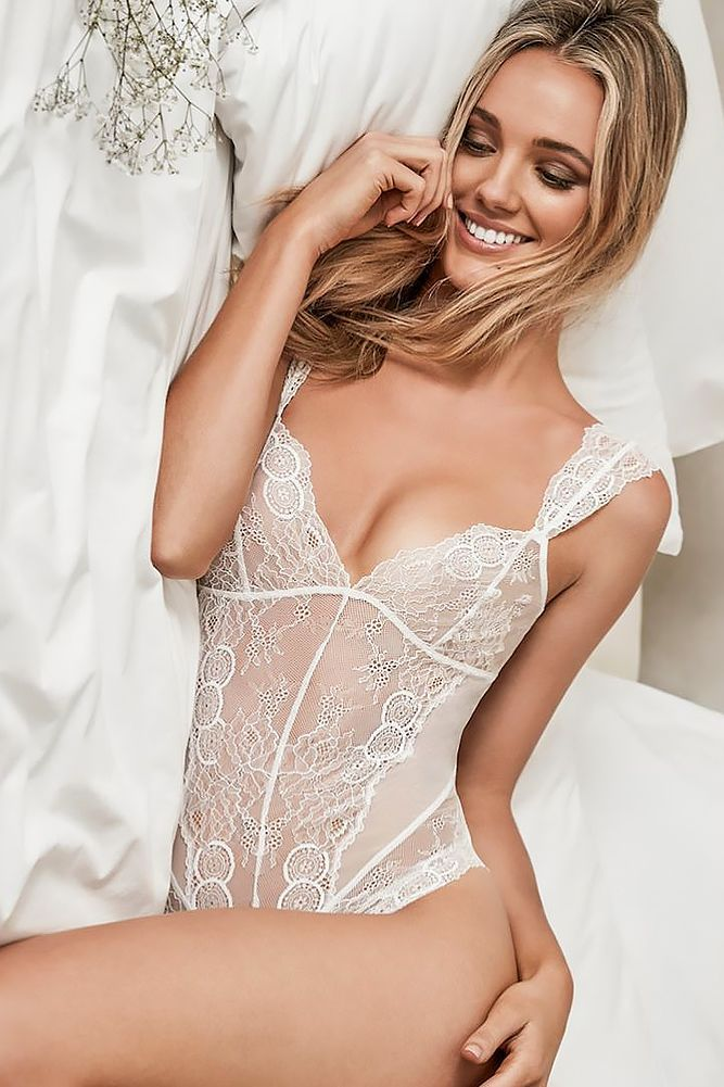 36 Tempting Wedding Night Lingeries ❤️ See more: http://www.weddingforward.com/wedding-night-lingerie/ #wedding #lingerie #weddinglingerie #bridallingerie