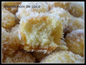 boulettes à la noix de coco | Recette Cuisine Samira tv en direct :cuisine algérienne recettes algerienne samiratv