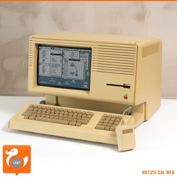 ACCADDE OGGI  Era il 19 gennaio 1983 quando Apple lanciava su mercato Lisa. Il prezzo al pubblico era di 9.995 Dollari ed il nome del computer era quello della figlia di Steve Jobs.