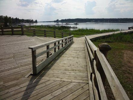 Wabamun Lake Campground