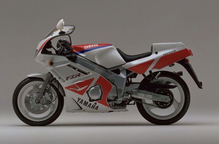 YAMAHA FZR600 1991