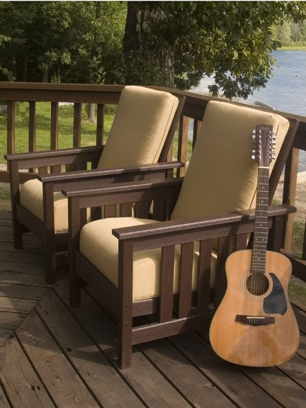 Low Maintenance, High End Deep Seating Patio Furniture Combines The Luxury  Of Cushioned Lounge Chairs, Sofas And Loveseats With Durability Worthy Of A  ...