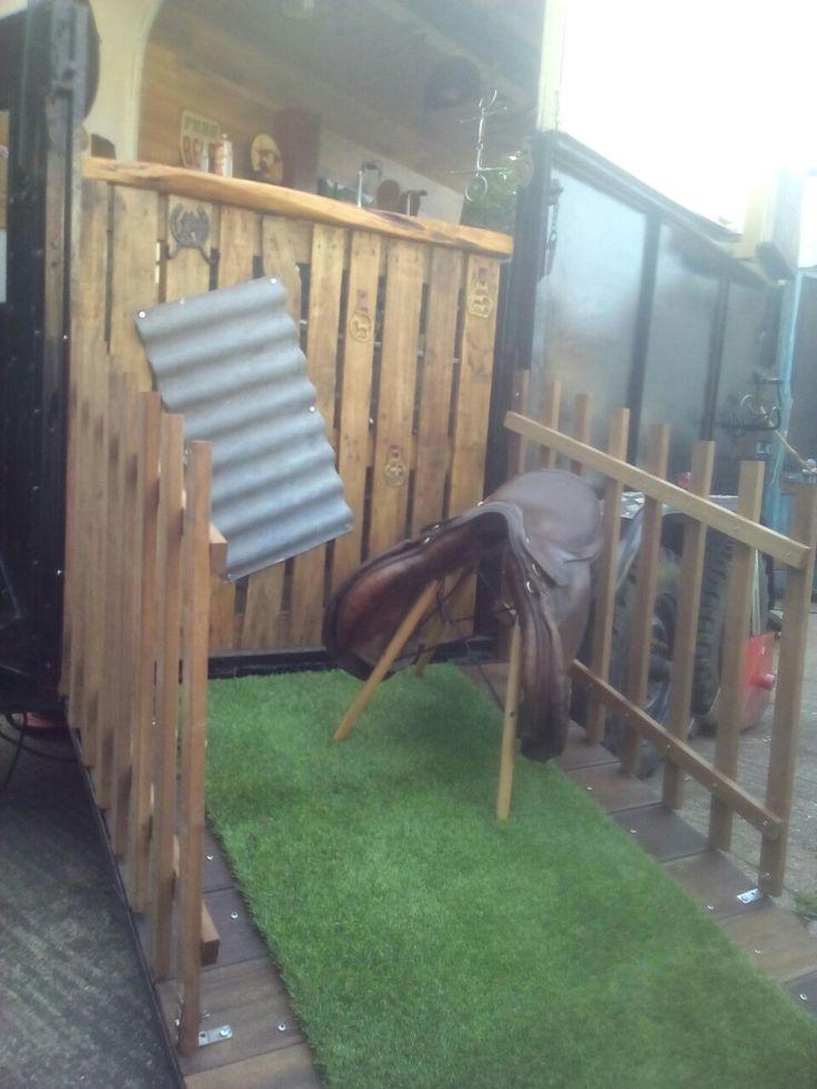 Horsebox Bar side ramp ....