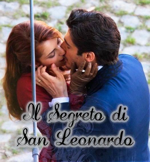 'La Dama Velata' diventa 'Il Segreto di San Leonardo'. Ecco un'anticipazione dal set con @LinoGuanciale