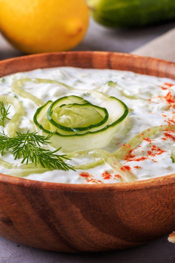 Cremiger Zaziki – Klassiker der griechischen Küche