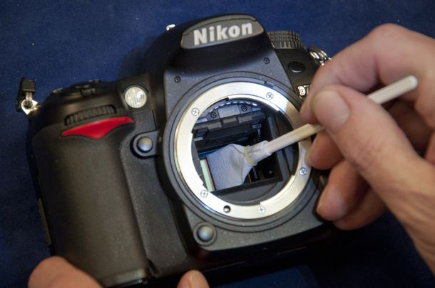 """...[A]...safe guide to sensor cleaning""  Digital Camera World -jmeyer-- A step-by-step guide to cleaning the sensors on your DSLR"
