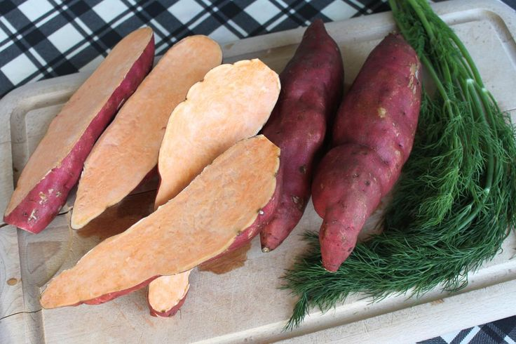 Mia Sommer: Fyldte søde kartofler | Dyrenes Beskyttelse