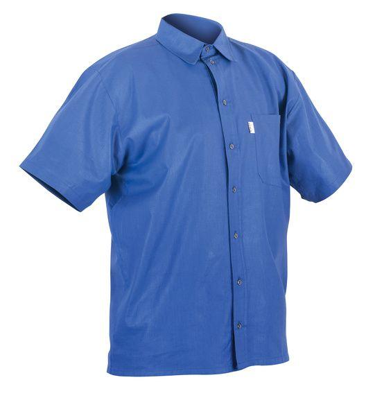 Pracovní pánská košile krátký rukáv KLASIC