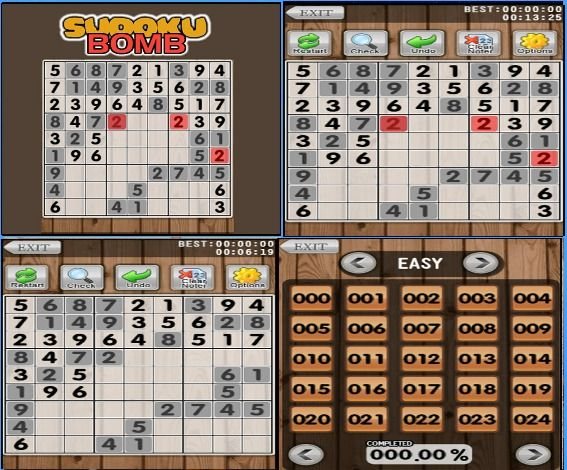 Pin by GameZTwo Myanmar on Sudoku Bomb Game | Bomb games