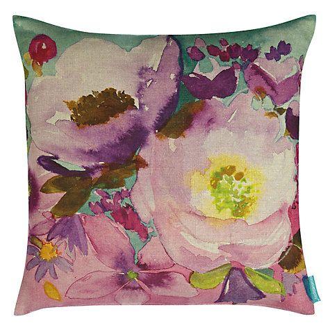 Buy bluebellgray Charlotte Cushion, Multi Online at johnlewis.com