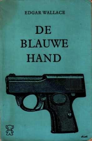 Wallace, Edgar - De blauwe hand