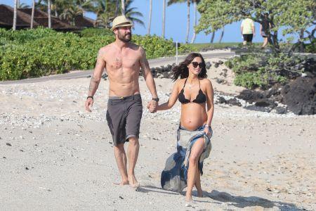 Megan Foks: Zgodna trudnica u bikiniju (FOTO)
