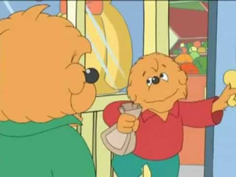 The Berenstain Bears - Visit The Dentist (1-2)