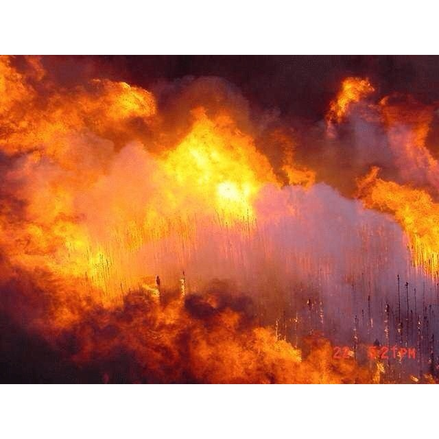Slave lake forest fire may 15 2011