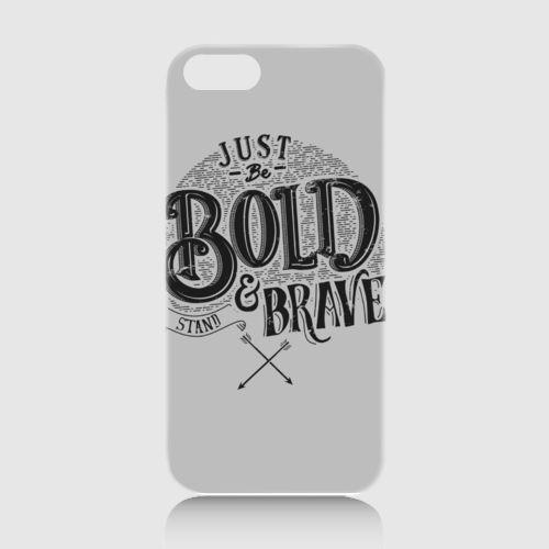 Be Bold dari Tees.co.id oleh Alterdecotype
