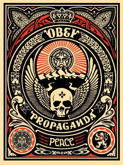59 best OBEY images on Pinterest