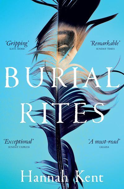 Read a passage from Burial Rites by Hannah Kent