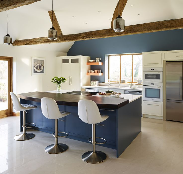 78 best images about our linear kitchens on pinterest for Linear kitchen design