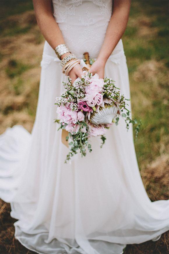 Boho Bridesmaids shoot by Logan Cole