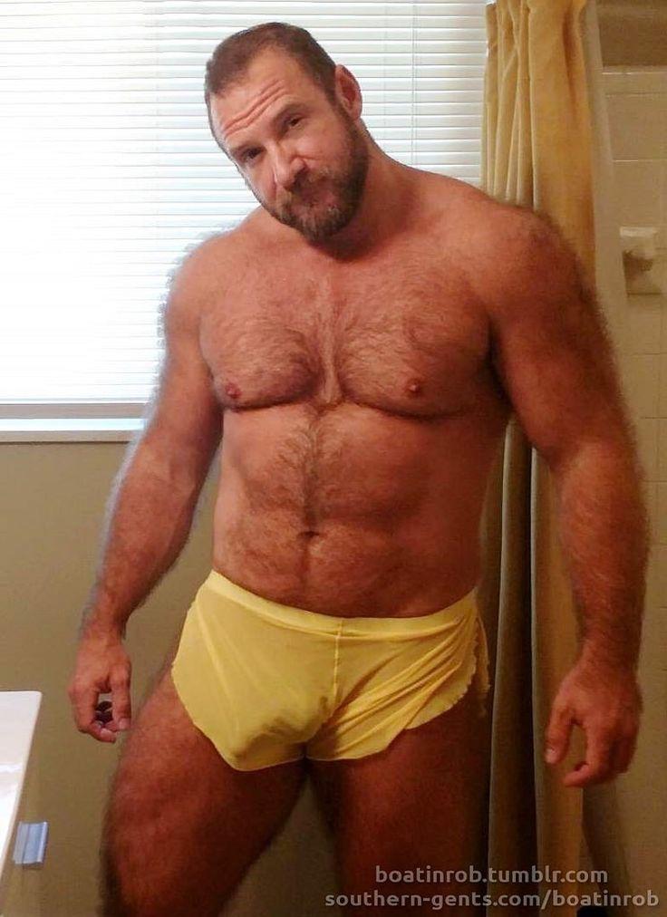 husky Big chubby hairy