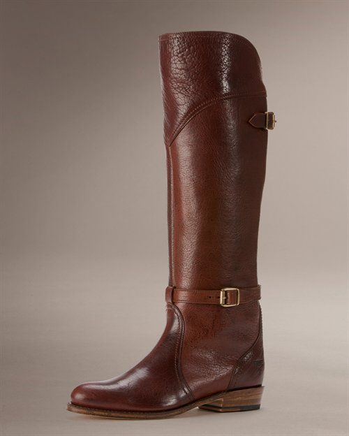 My favorite boots...took me through both pregancies (tight) but they fit and I still love them..Frye Dorado boots