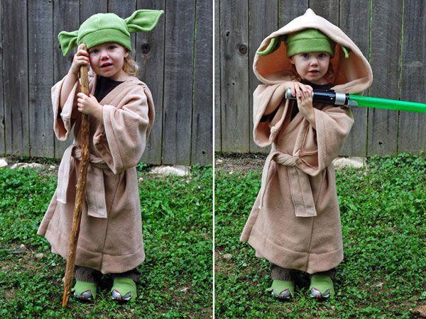 Costume Yoda Fai Da Te