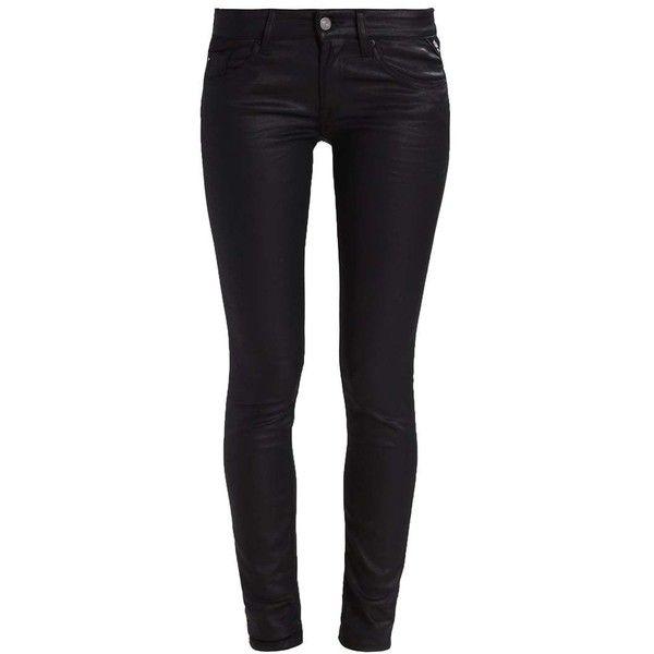 Replay LUZ BACK ZIP - Jeans Skinny Fit - black für 139,95 € (30.11.17) versandkostenfrei bei Zalando bestellen.