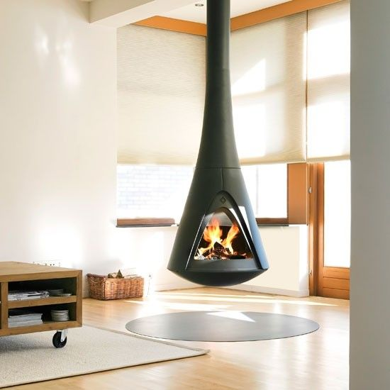 1000 Images About Wood Burners Ceiling Mounted On Pinterest Stove Modern Fireplaces And