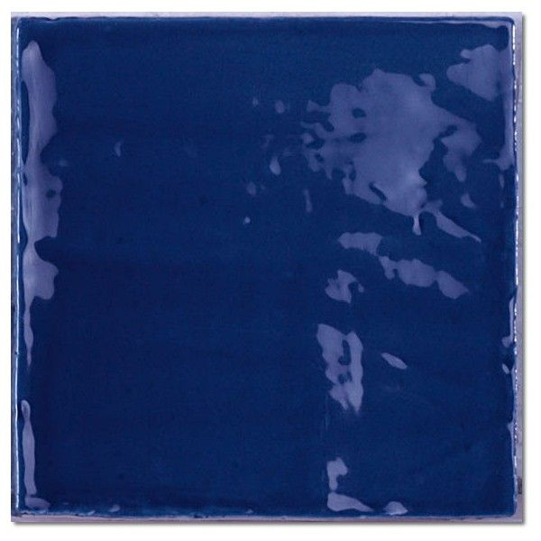Kolekcja Mediterranean - płytki ścienne Mediterranean Cobalt 15x15