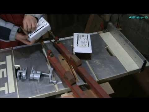 Столярка. Самодельные струбцины-ваймы для склейки щитов и стягивания окон и дверей - YouTube