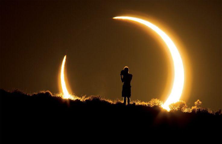 Teremos o primeiro eclipse solar de 2017 no próximo dia 26