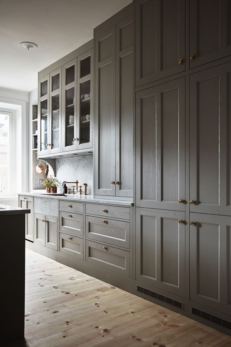 SHAKER TRADITION SOFT: ash Cool Arbour — kitchen and ...