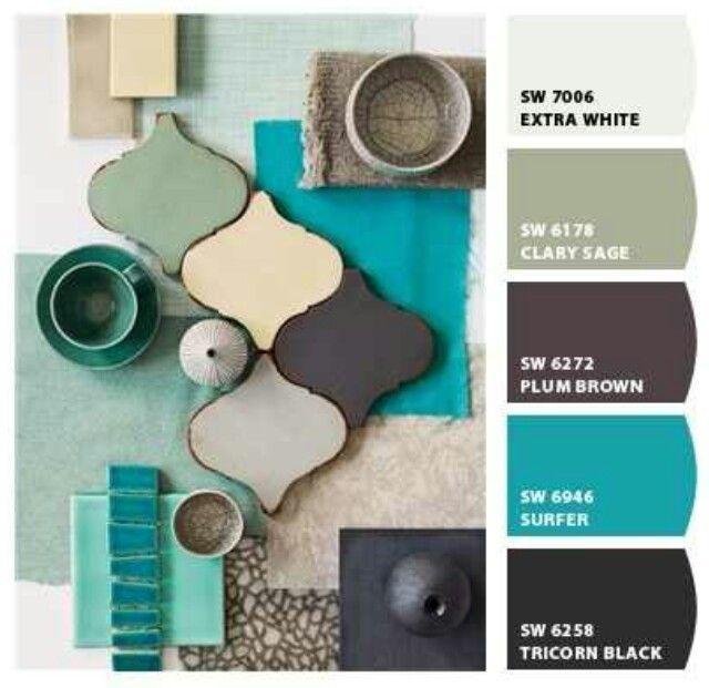 Best Inspiring Color Combos Images On Pinterest Colors