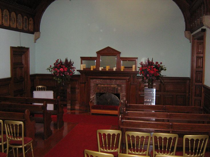 Non denominational heritage listed Chapel