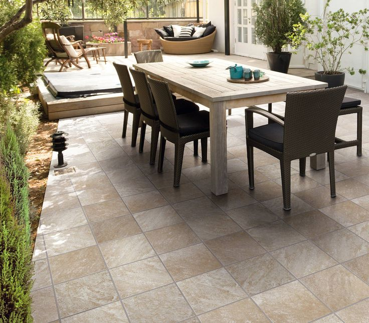 What do you think about  Petra  our non slip stone available in three. 30 best Anti slip terrace tile   Terrazas exterior images on