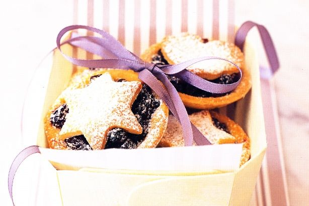 Fruit-mince tarts