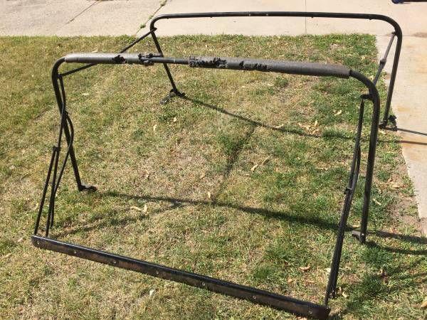 Jeep Wrangler soft top frame (Grand Haven) $50