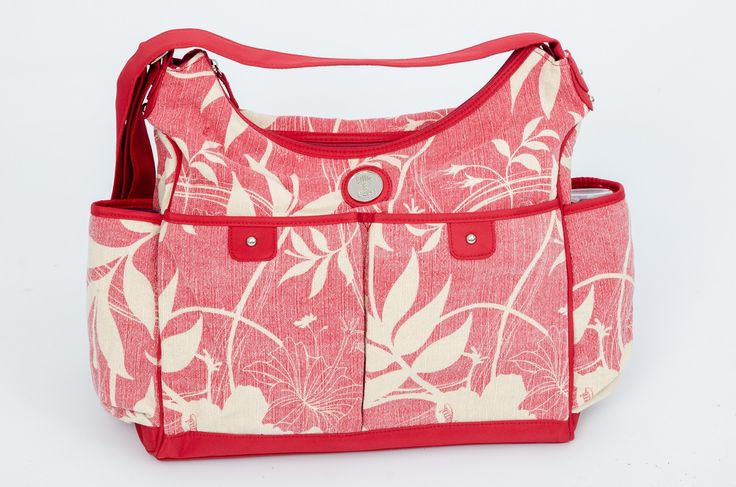 Scarlett Boho Nappy Bag - On SALE - Limited Stock Available