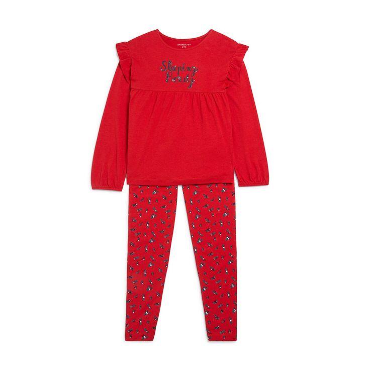 Monoprix Kids Pyjamas - rouge | Brandalley