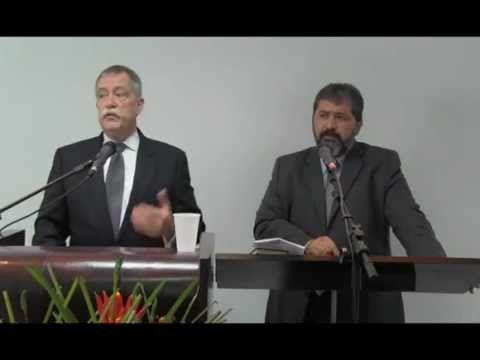 {4/4} 05 - Salmo 100 - Pregação sobre adoração bíblica - Dr. Joseph Pipa