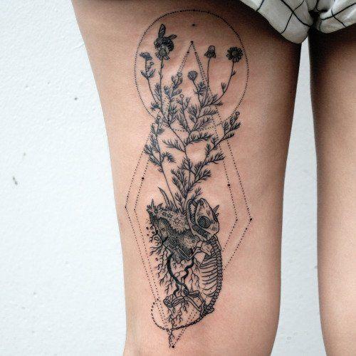 26 Plant Tattoos to Grow on Your Skin | Tattoodo.com