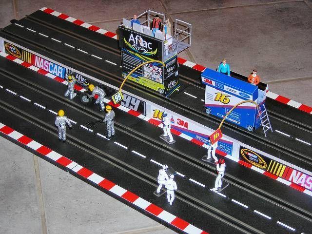 Best Slot Car Tracks Ideas On Pinterest Slot Car Racing Scx