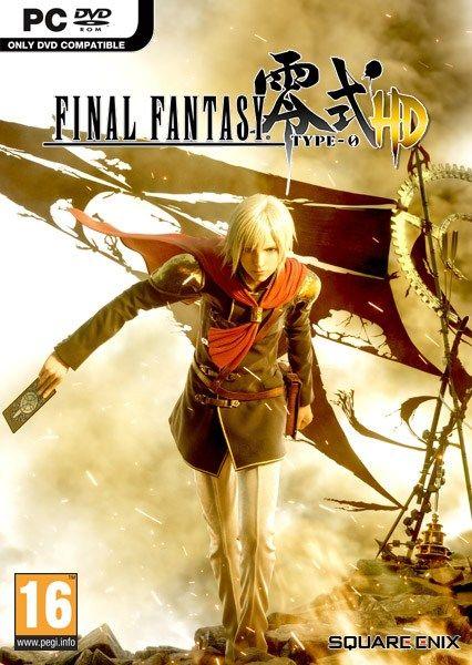 FINAL FANTASY TYPE 0 HD Pc Game Free download full version
