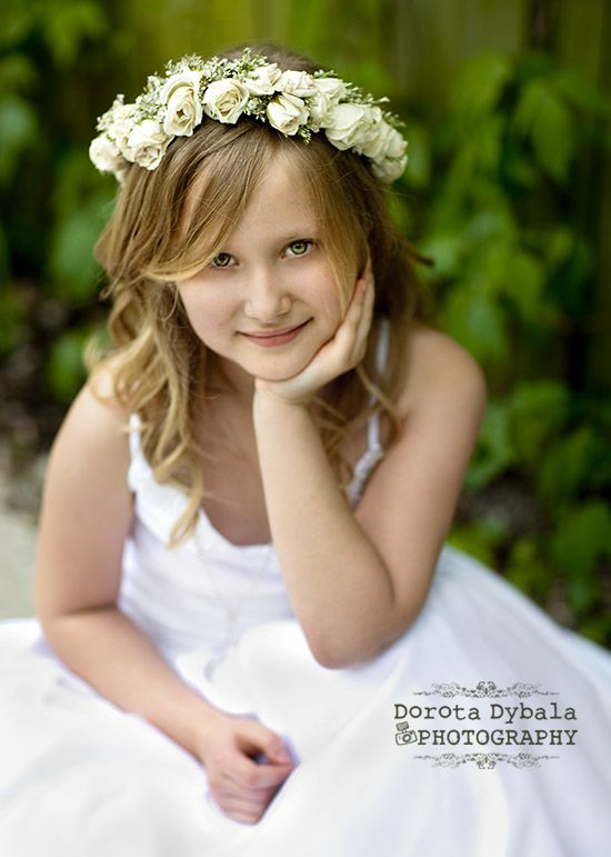 1st Communion Pictures in Chicago - Dorota Dybala Photography