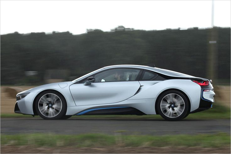 3,072 kilometers with a BMW i8 traveling - All About Automotive