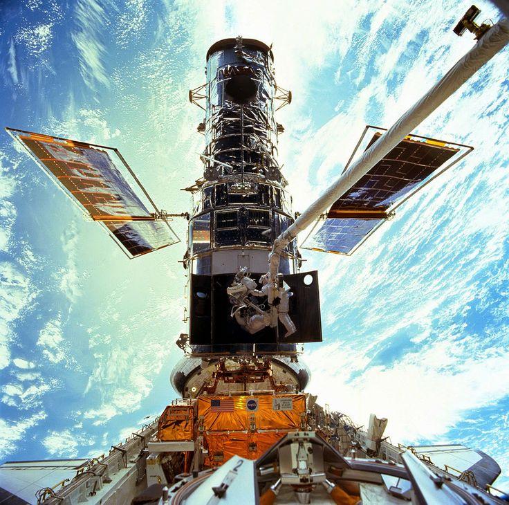 Астрономия для детей: Космический телескоп «Хаббл»
