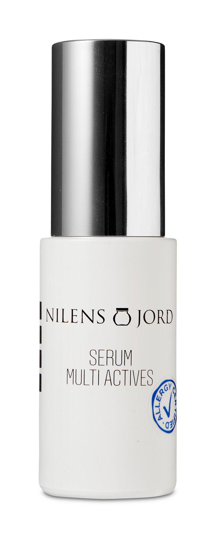 Eksklusivt serum med multi aktive virkestoffer fra vitaminer og mineraler, som effektivt optimerer effekten af den daglige ansigtscreme og bevarer en sund og balanceret tilstand i huden. Eksklusiv formel med naturlig hyaluronsyre, som binder fugten til hudens celler og har en effektiv fugtighedsbevarende effekt. Serum Multi Actives påføres huden før fugtighedscreme og øjencreme. Indeholder ikke parfume, æteriske olier, parabener og nano.