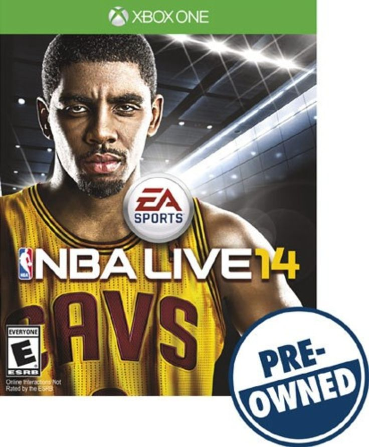 NBA Live 14 - PRE-Owned - Xbox One