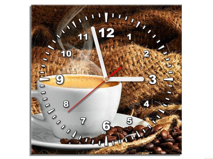 Fotozegar 30x30 Czas na kawę