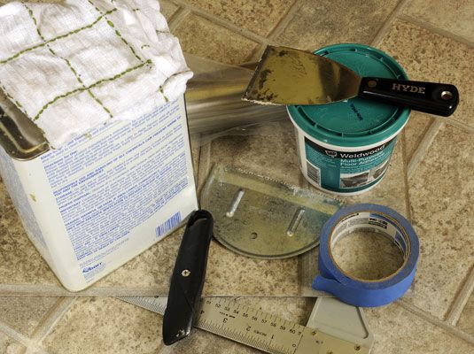 How to Repair Vinyl Sheet Flooring - For Dummies. Knowing how to repair vinyl sheet flooring is an inexpensive way to improve the look of your floor. Repair vinyl sheet flooring when it suffers damage in high-activity kitchens and baths, and other areas. You don't need to replace the whole floor — just patch the damaged section.